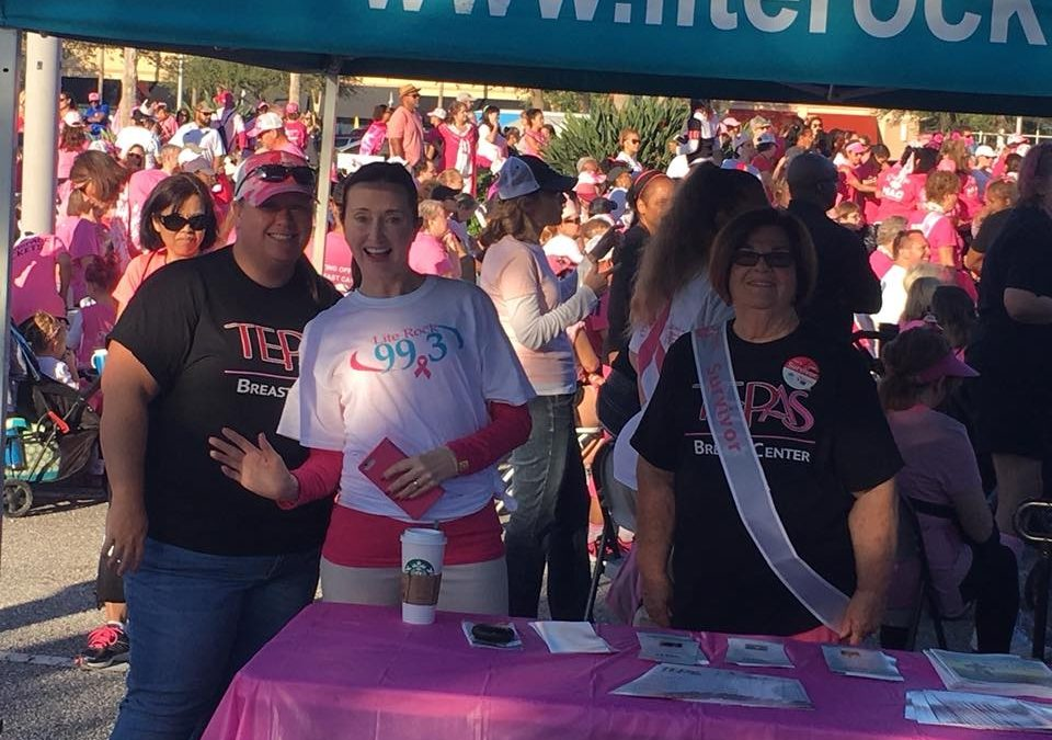 Making Strides Against Breast Cancer Brevard Walk 2017