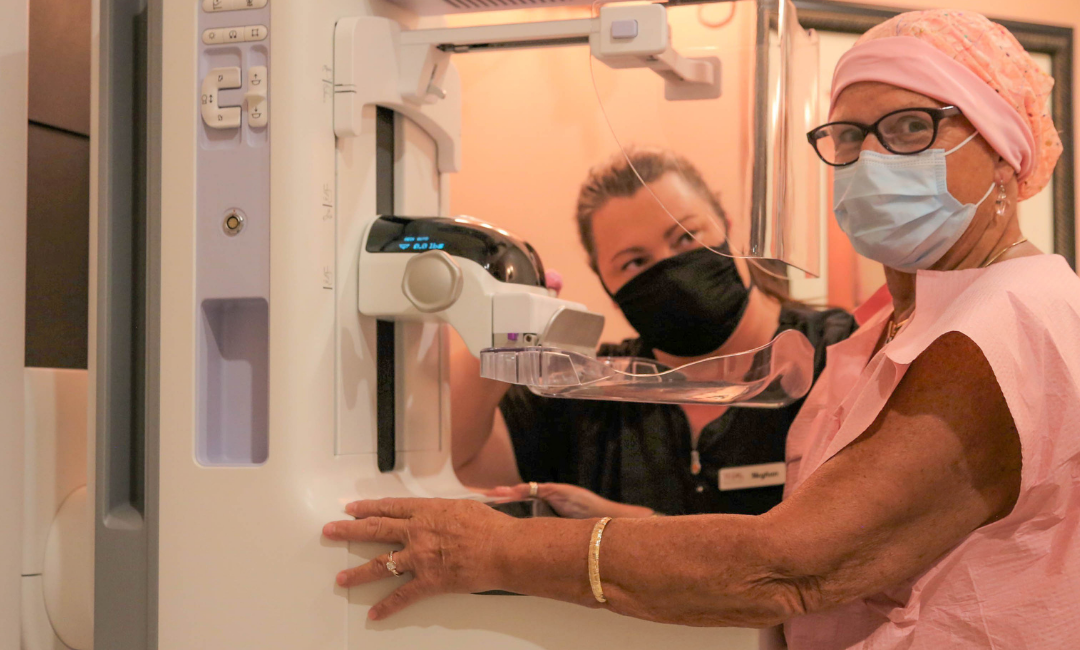 Don't Delay Your Mammogram Because of COVID