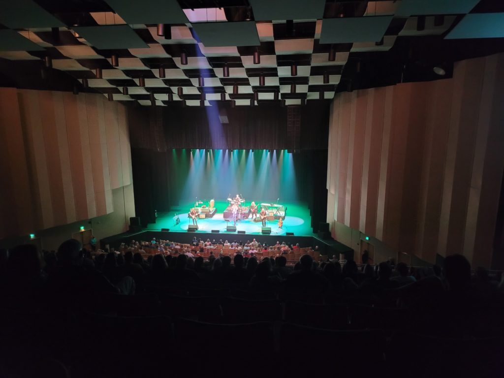 Live music at the King Center