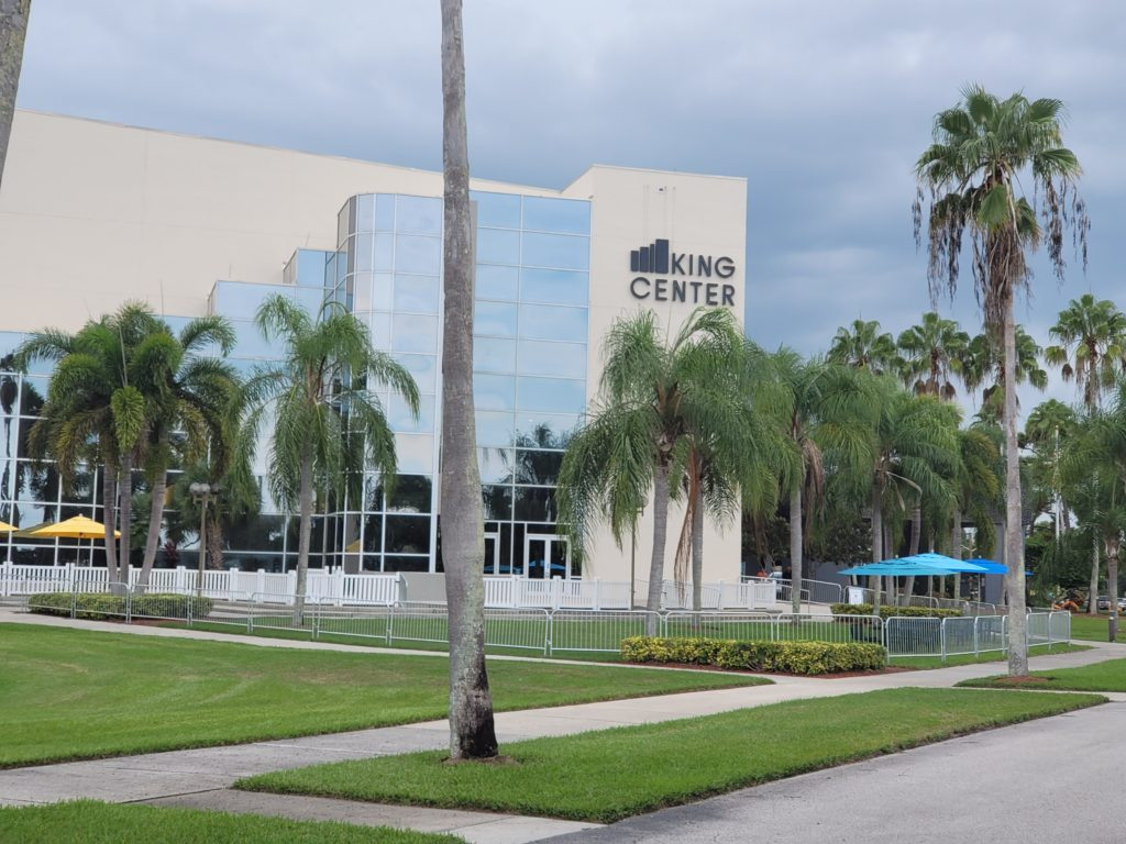 Photo of King Center
