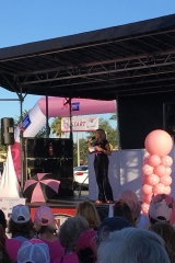 Making Strides Against Breast Cancer Brevard Walk